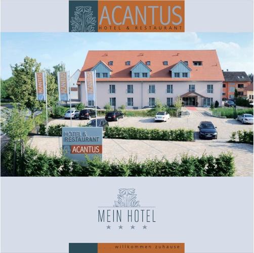 ACANTUS Imagebroschüre 2013