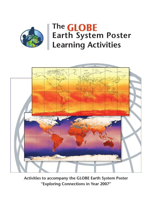 The GLOBE Earth System Poster - Learning Activities