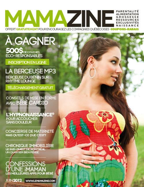 Mama Zine :. JUIN 2012