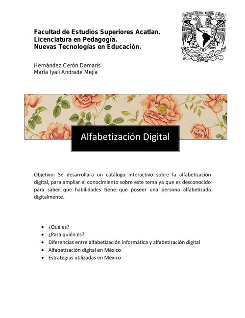 alfa digital final