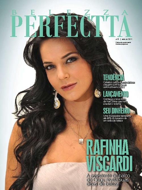 Belezza Perfectta  - Nº 6 | abril de 2011