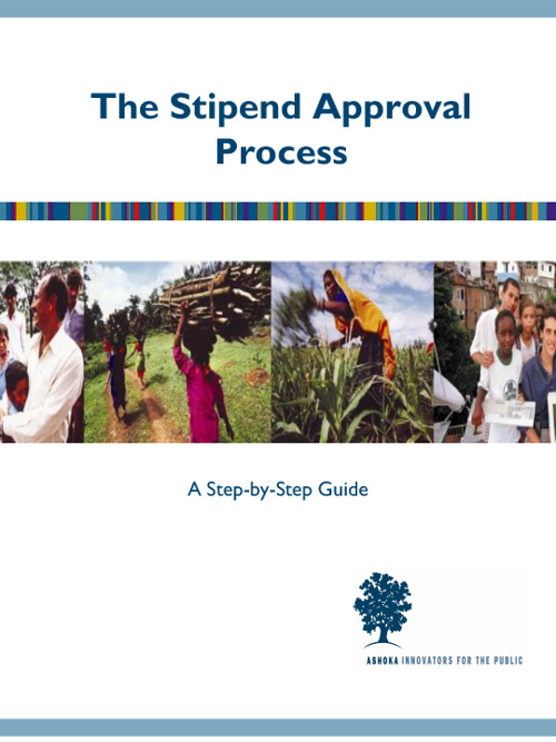 The Stipend Approval Process