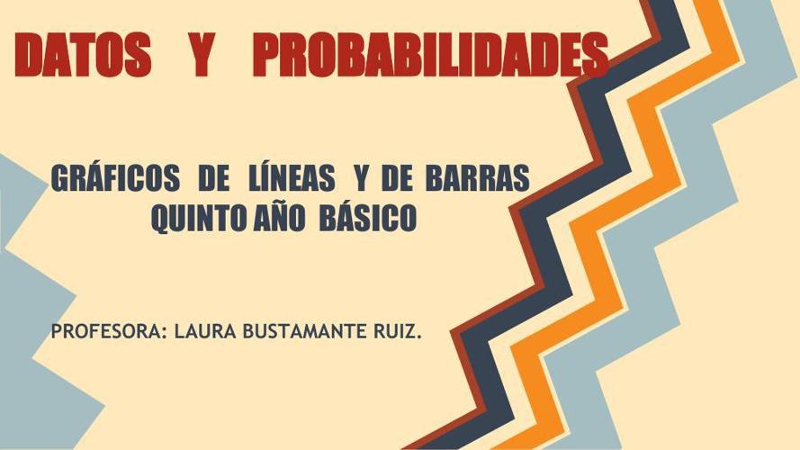 PRESENTACIÓN MATEMÁTICAS 5TO.BÁSICO -DATOS Y PROBABILIDADES-GRÁF