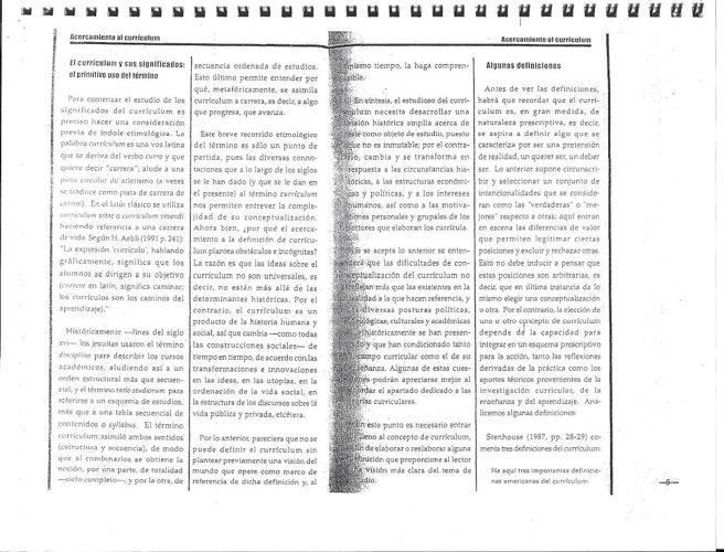 Acercamiento al currículum_Casarini