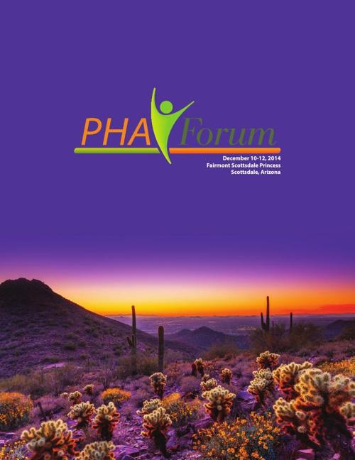PHA Forum Prospectus
