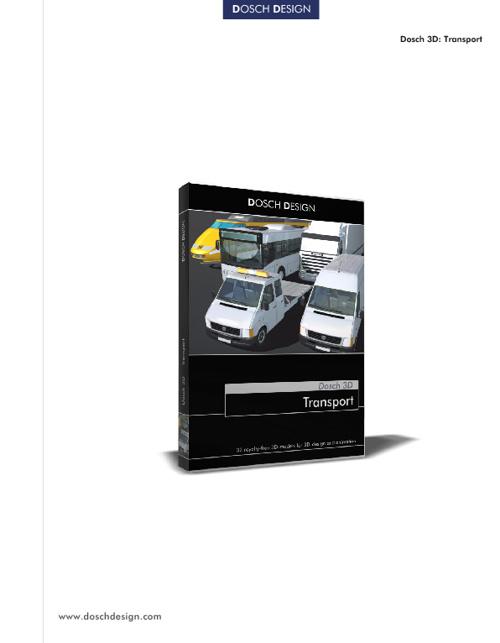 25_DOSCH 3D - Transport.Cars