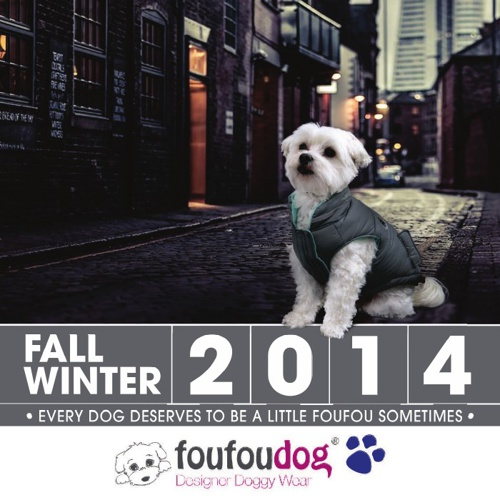 foufou dog® 2014 Fall/Winter Collection Lookbook