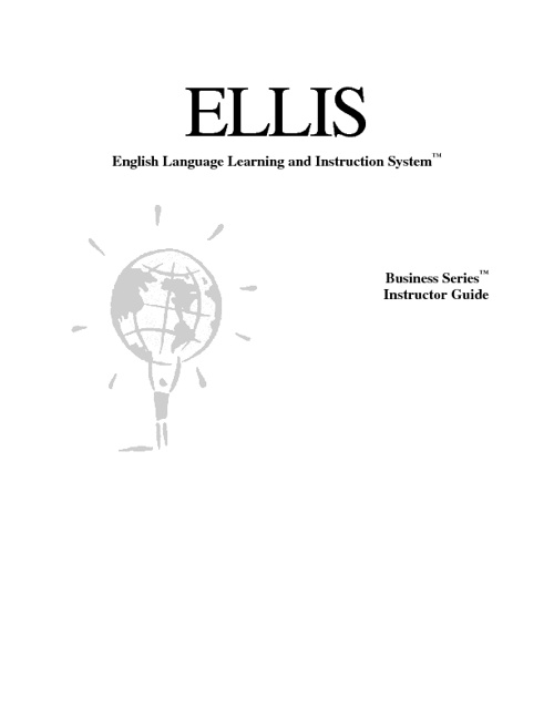 Ellis Business Series