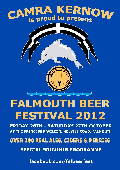 Falmouth Beer Festival 2012