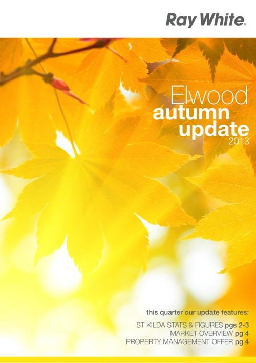 Elwood Autumn Update