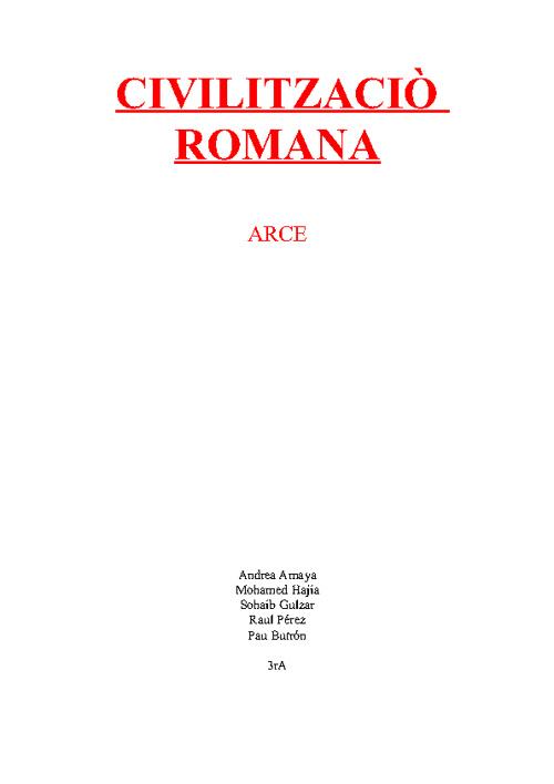 Cocina y agricultura romana