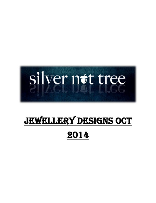 Silver Nut Tree OCT 2014 - Necklaces