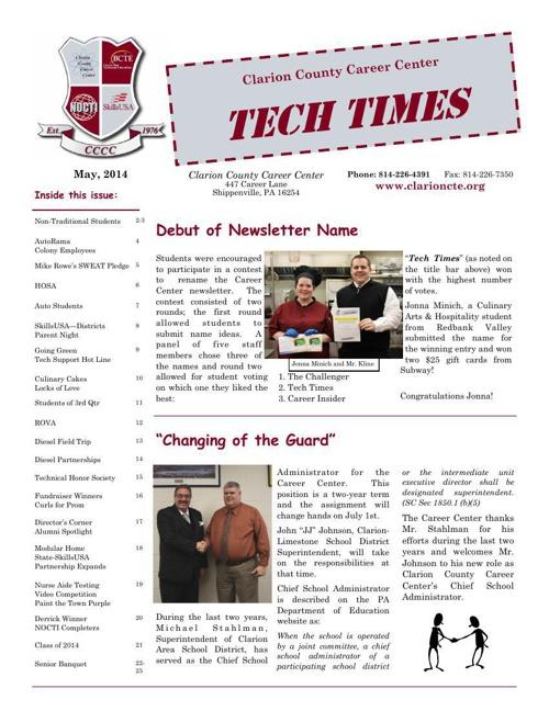 13-14 Spring Newsletter_pdf
