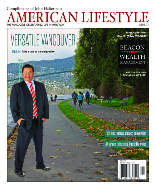 2016 Issue 77 American Lifestyle
