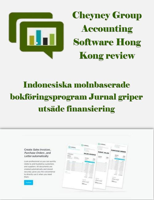Cheyney Group Accounting Software Hong Kong Review: Indonesiska