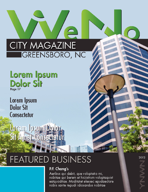 YNWN: WeNo City Magazine