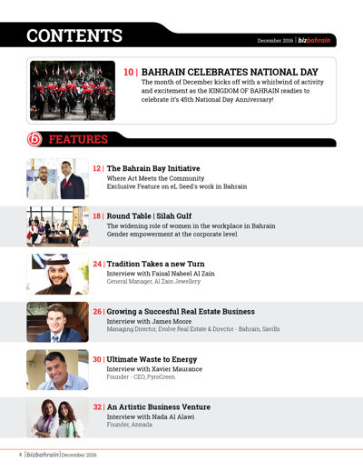 bizbahrain E-MAGAZINE - DECEMBER 2016