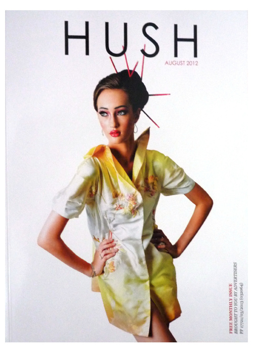 HUSH Magazine - August 2012