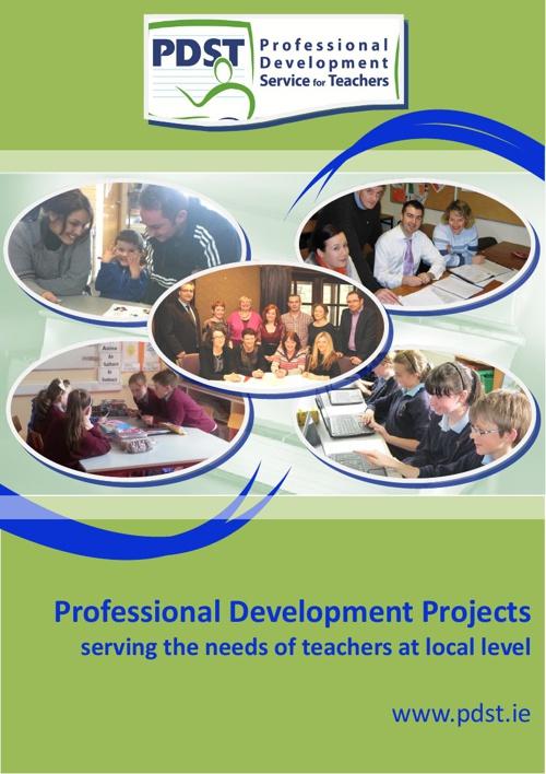 PDST Project Brochure 2013