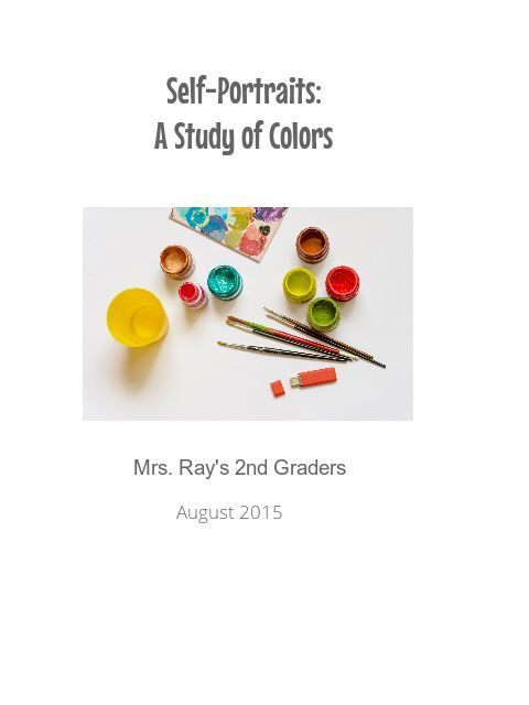 Self Portraits: A Study of Colors