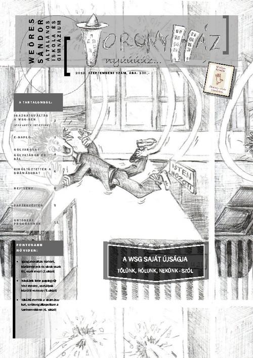 Toronyház nyúúz 2012