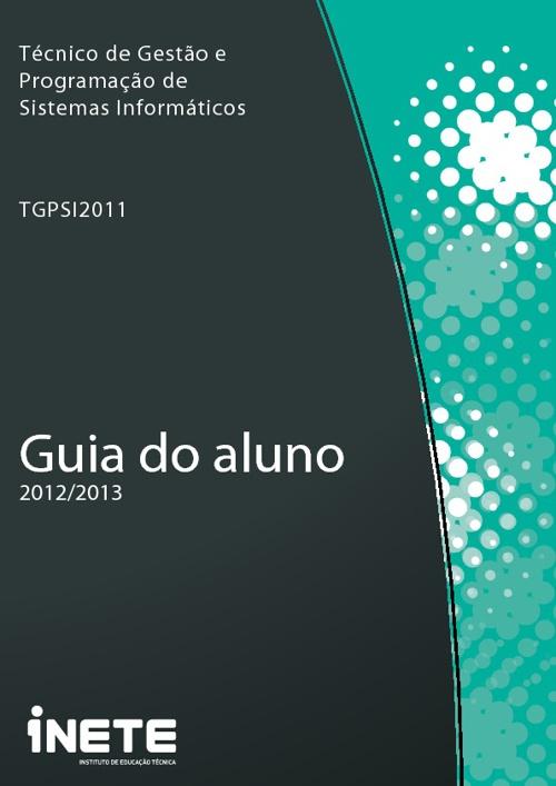 Guia do Aluno 2012/2013 - TGPSI2011