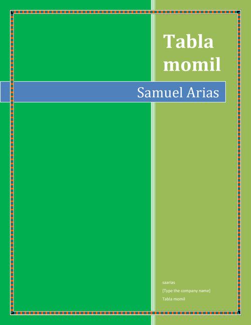 Tabla Momil