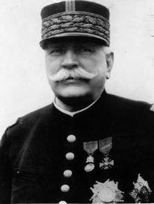 World War 1- Joseph Joffre