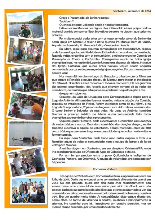 2014 - Notícias Setembro