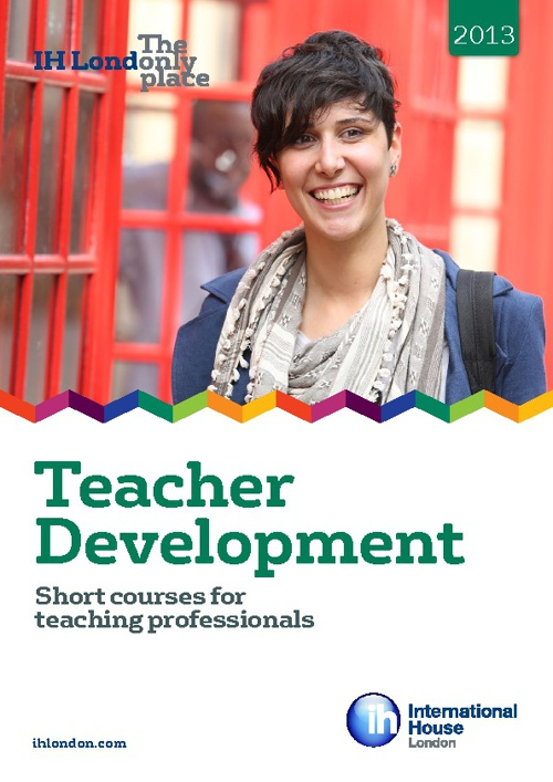 Teacher Development Brochure - International House London
