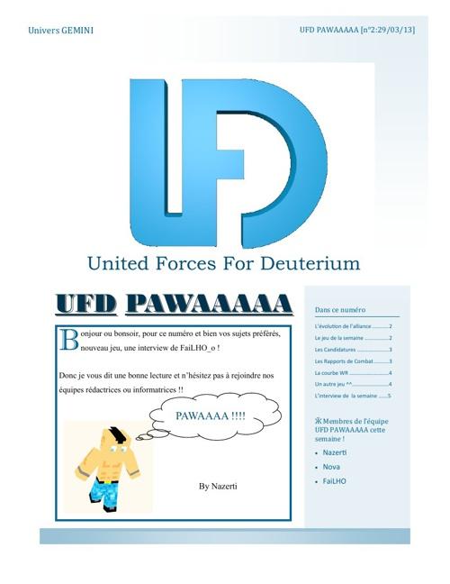 UFD PAWAAAAA