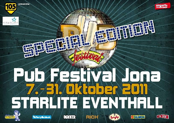 Pub Festival Special Edition Jona 2011