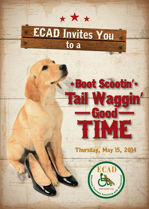 Boot Scootin Tail Waggin Good Time