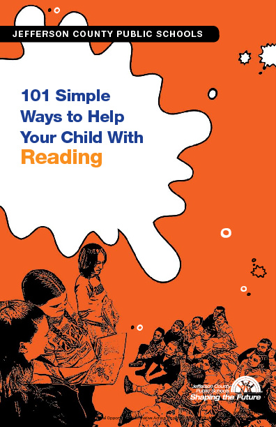 101 Simple Ways to Help Your Child w/Reading