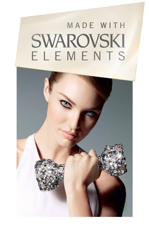 Made With Swarovski