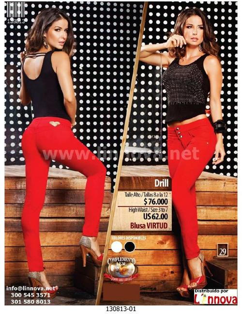 130813 - Jeans / Chaquetas - Catalogo