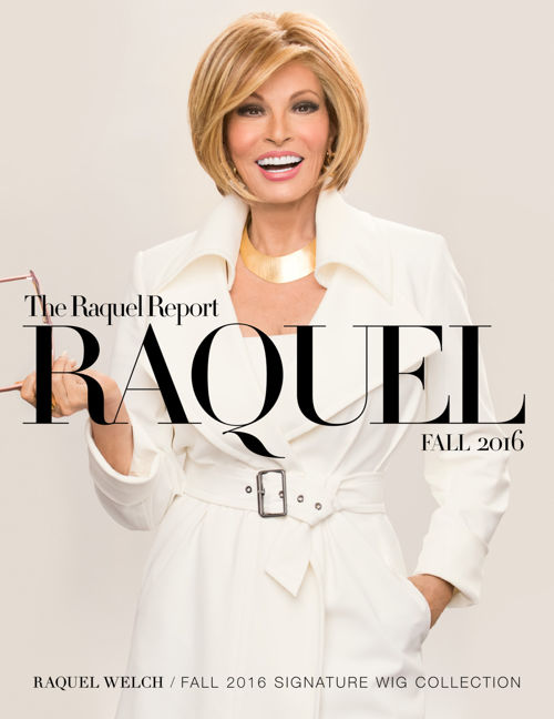 Raquel Welch Fall 2016 Signature Wig Collection