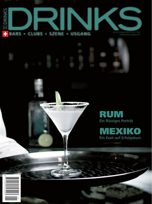 DRINKS Magazin CH 1|2013