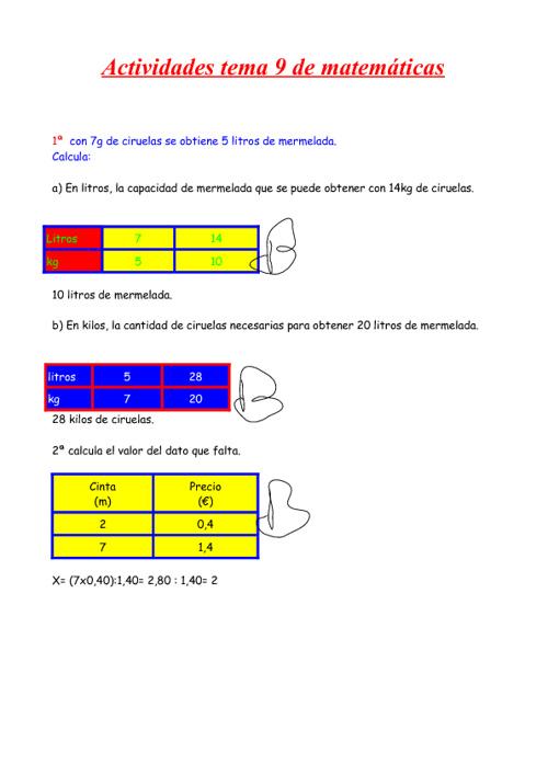 tema 9 de matematicas