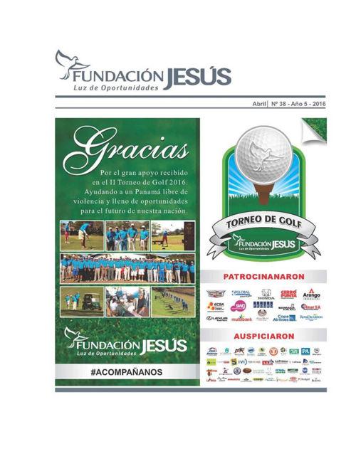 Fundación Jesús Luz de Oportunidades-Boletin No. 38