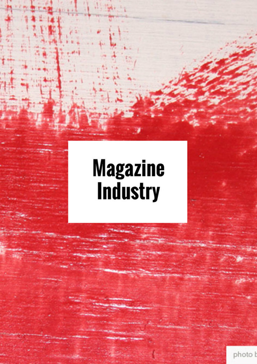 magazine industry title