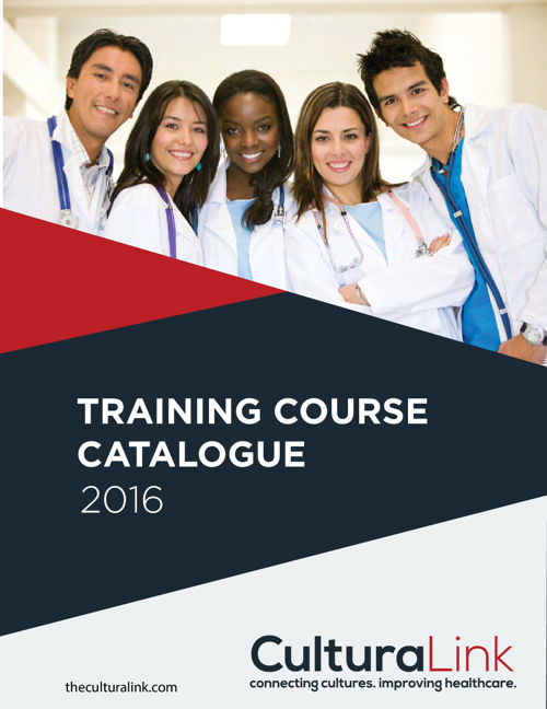CulturaLink Training Course Catalogue_2016