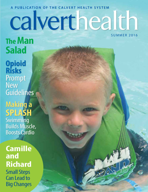 Calvert Health Summer 2016 pages 1-11