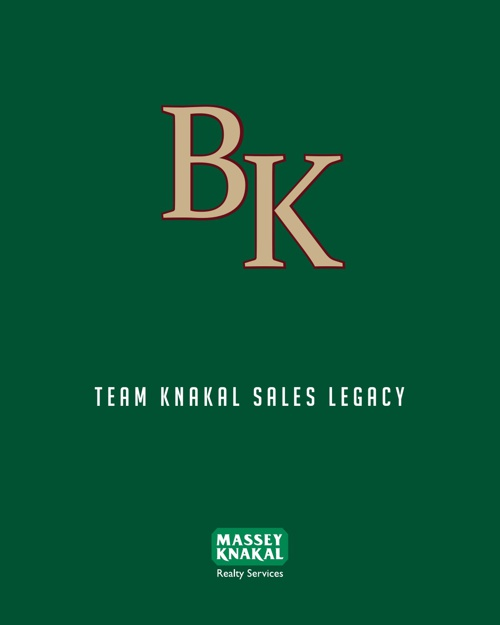 Team Knakal Sales Legacy