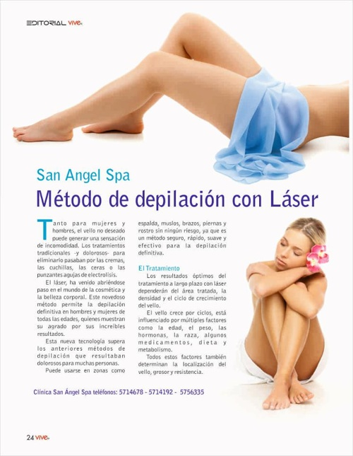 Clinica San Angel Spa