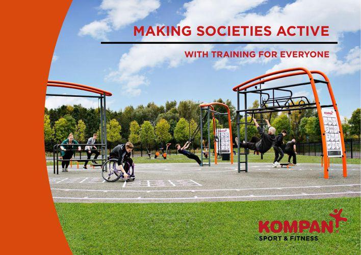 KOMPAN Sport and Fitness Catalogue 2016