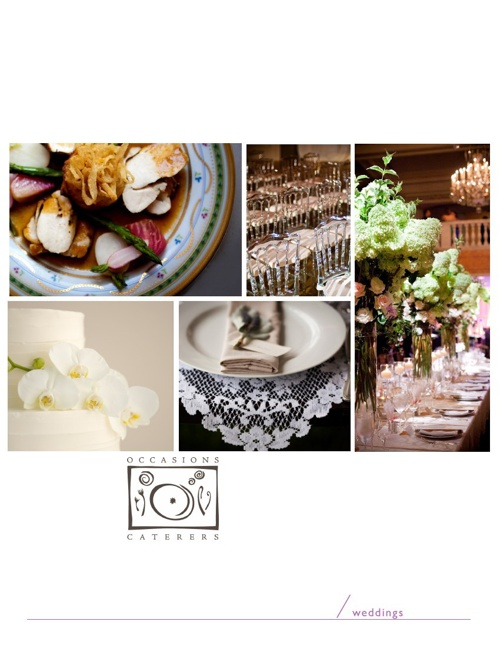 Weddings by Occasions Caterers