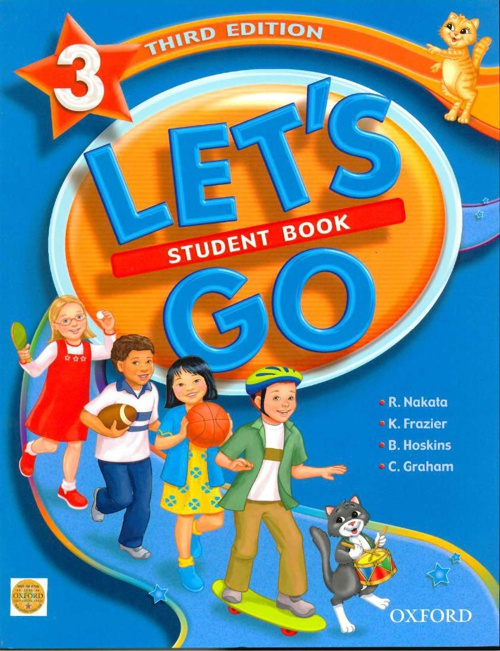 Oxford - Lets Go 3 Third Edition Students Book