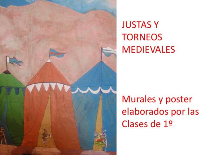 JUSTAS Y TORNEOS