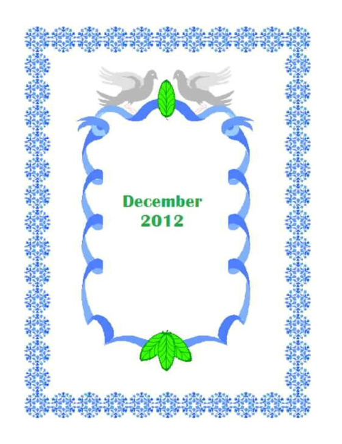 December 2012